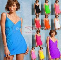 New Arrival 10PCS/LOT Fashion Pretty Beach Dress 11Colors Sundresses Holiday Dress VB011