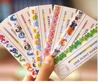 Free ship 1lot=20pcs/korean stationery kawaii Mini animals The new N stick Post-it notes/memos pad/school supplies