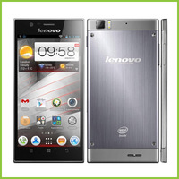 Original Lenovo K900 5.5 inch 1920x1080 16GBROM 2GBRAM 13MP Camera Intel Atom Cell Phone Android 4.2 OTG Russian Multi Language