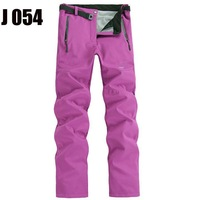 2014 NEWEST Outdoor Mountain Hiking Travelling Rocking Softshell Pants for Women, Many colors, S-XXL