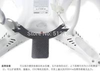 new Carbon Fiber AV Transmission Mount Plate for DJI Phantom Aerial FPV