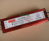 Waterproof 50W LED driver Constant Current drivers AC100V-240V to DC 20-39V 1500mA For 50W chip 10 Series 5 parallel