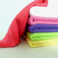 New 2014 5pcs/lot Cleaning Cloths 30*30cm  Washing Dish Towel Cleaning Tools  Anti-greasy Novelty Households Dishcloth