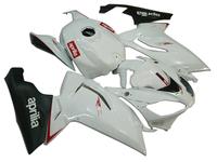 fairing for aprilia rs125 abs rs125 fairing 07-10 body kits rs 125 fairing 2007 2008 2009 2010 white black