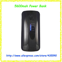 5600mAh Power Bank Pack Portable External Backup Battery Phone Charger for Apple & Android Devices