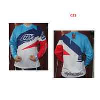 2014 NEW TLD/TroyLeeDesigns MTB/Motorcross/Motorcycle/Bike Racing BLUE&RED&WHT JERSEY/JERSEYS YELLOW/WHITE M/L/XL/XXL