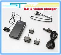2014 Original Dji charger battery charging units for  DJI Phantom 2 Vision quadcopter free shipping