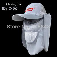 fishing hat Summer sun breathable cap gear