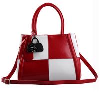 2014 fashion Women's handbag brand famous genuine leather Shoulder Bag OL lady Tote women messenger bag  WFCHB01362