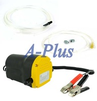 New High Quality 12V 250L/H Oil/Diesel Fluid Extractor Electric Car Transfer Pump For Motorbike #2 18404