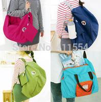 New 2014 Korean version multi-function changes, foldable. Storage bag, shoulder bag, women&men backpack bag