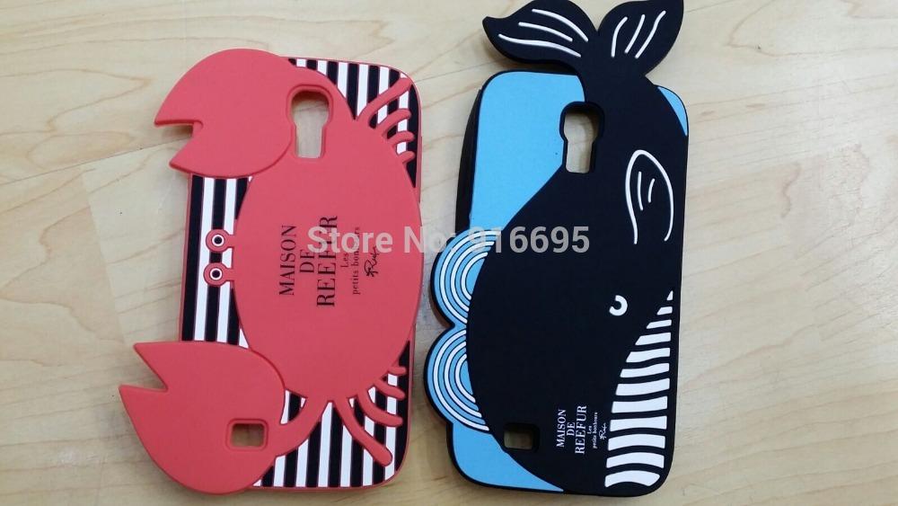 Чехол для для мобильных телефонов TNTC Reefur 3D Samsung S4 S5 i9500 I9600 TNTC-F