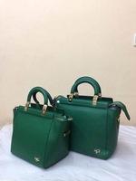 Calfskin Leather women handbag 26cm
