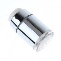 Glow Temperature Sensor LED Water Stream Faucet Tap 3 Color 5pcs/lot Freeshipping Dropshipping wholesale