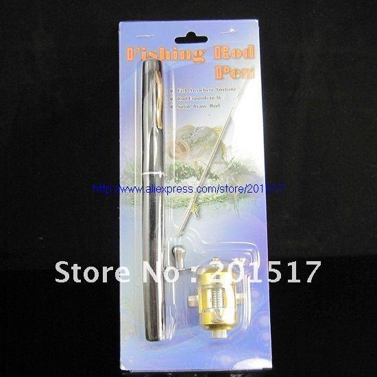 Free Shipping As Seen On TV black Pocket Pen fishing rod fishing rod blanks JT5 01