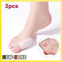 Foot Care Super Soft Comfortable Toe Gel Separators Stretchers Bunion Protector Straightener Corrector Alignment Tool
