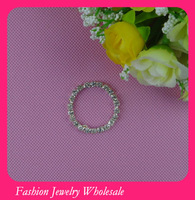 Free Shipping Wholesales 15mm Round Rhinestone Buckle For Wedding Invitations
