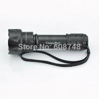 Free shipping UniqueFire Tactical ZOOM Flashlight 1200 Lumen CREE XM-L T6 LED Flashlight Torch