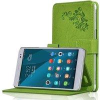 Original 7 inch Cube U51GTW U51GT W Talk 7X TALK7X4 Tablet PC Smart Leather Case Multi Color+Free shipping