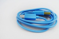 For Samsung Micro Usb Cable Colorful data sync cable 50pcs Free Shipping