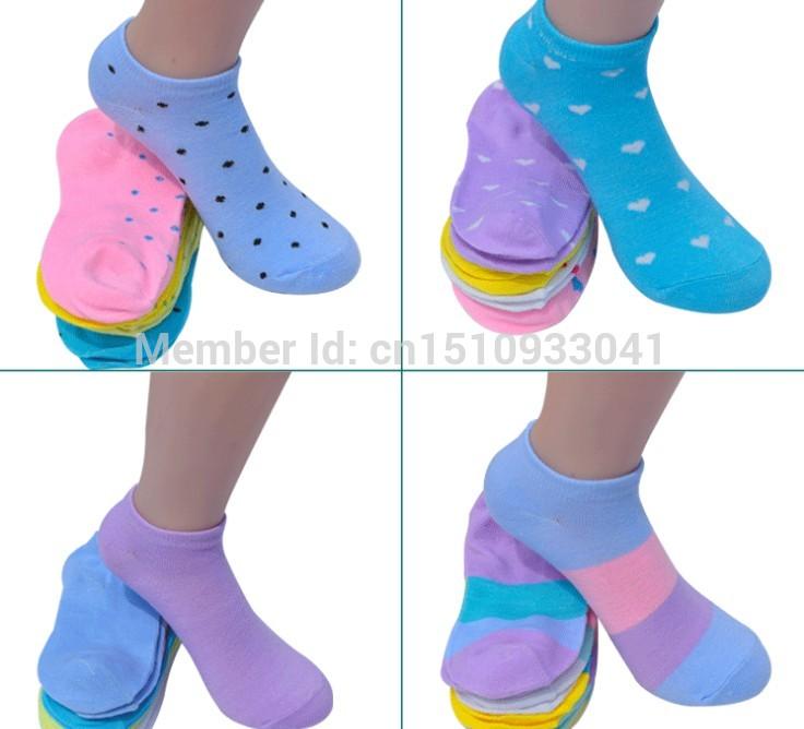 Женские носки ! 12pairs/cuty