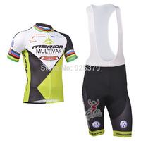 2013 Merida Cycling Jersey / Cycling Bib Shorts / Cycling Shorts / Cycling Clothing Size:S-XXXL Free Shipping