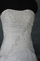 2014 Bridal Dress Floor-Length A-Line Chiffon Wedding Dresses