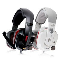 Hifi Somic G909 7.1 Surround Heavy Bass Gaming Headset Professional  Headband Game Headphones with microphone free shipping