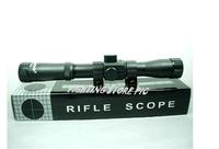 Free shipping 4x20  Crosshair Riflescope optics for hunting