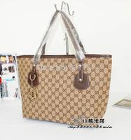 Free shipping!brand canvas bag,brand handbag,large brand shoulder bag,elegant canvas handbag women's brand bag,wholesale/retail