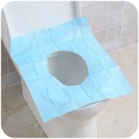 Disposable toilet mat travel waterproof antibacterial toilet paper single loaded