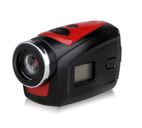 Wholesale Sport Waterproof DVR Camera F22 sports Helmet DVR Camcorder Unverwater 3M 720P Wide angle Lens For Bike