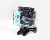 Sport mini Action Camera Diving 30Meter Waterproof Camera 1080P Full HD SJ4000 Helmet Camera Underwater Cameras Sport DV Car DVR