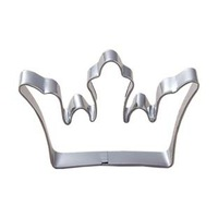 """Free shipping"" Crown shape biscuit and cookie mold,special party metal cookie cutter"