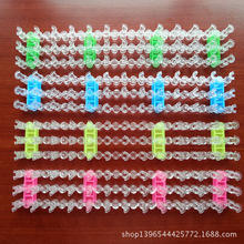 wholesale rubber band weave