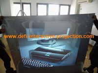 2014 NEW ARRIVAL! rear projection mirror film 1 square meters ( 1.524m*0.66m) China