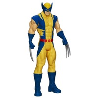 "MARVEL Wolverine / Ironman/Spiderman TITAN HERO SERIES 12"" H ACTION FIGURE AVENGERS INITIATIVE NEW"