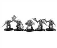 WORLD EATERS LEGION RED BUTCHERS