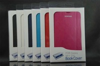 Original Book Cover Case For Samsung Galaxy Tab 4 8.0 T330  New 2014 Skin Case   + Screen Protector + Stylus + OTG As Gift