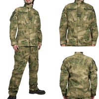 USMC BDU Inspired Military Tactical Hunting Airsoft Combat Gear Training Uniform sets Shirt + Pants A-TACS FG Multicam ACU