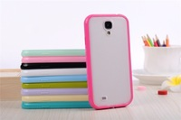 Free shipping Via HK Normal Post High quality soft TPU Case Skin Phone Covers Shell for Samsung Galaxy S4 SIV i9500