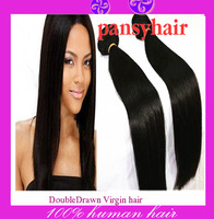 pansy Hair Products Peruvian Hair Straight Hair Weave Bundles Natural hair