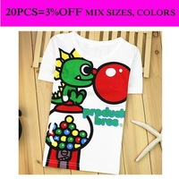 brother shirt Red bird shirts children free shipping grey shirts