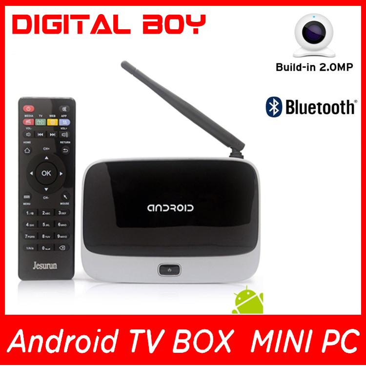 New 2014 K888 (K-R42/ CS918) Android 4.2 TV Box ,RK3188 quad core Mini PC USB WiFi XBMC Smart TV Media Player +Remote Controller(China (Mainland))
