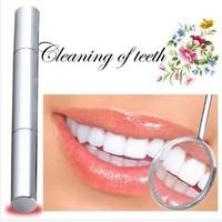 1 PCS Teeth Whitening Pen Tooth Gel Whitener Bleach Stain Eraser Romove Instant Oral Hygiene Free Shipping