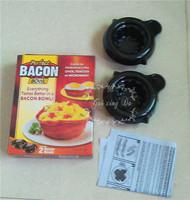 60Pcs\Ctn Wholsale Perfect bacon bowl mould baking pan Baconian salad bowl,cake pan, Cooking toolstv product