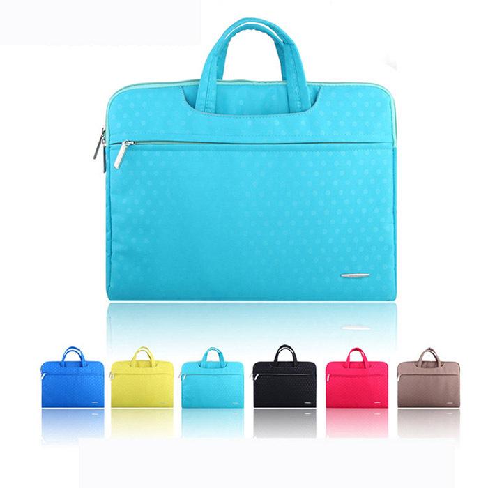 Free Shipping 2014 Hot Sale 11 13 15 inch Computer Laptop Notebook Bags Cases Shoulder Bag Fashion Handbag BH125 BH126 BH127(China (Mainland))