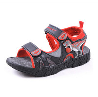 2014 Free Shipping New Summer Style Dinosoles Comfortable Outdoor Sport Sandals Beach Sandals Cool and Fashion For Boy and Girl