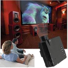 2014 New USB HDMI Home Cinema Theater Multimedia LED LCD Projector HD 1080P PC AV TV VGA Free Shipping Wholesale(China (Mainland))