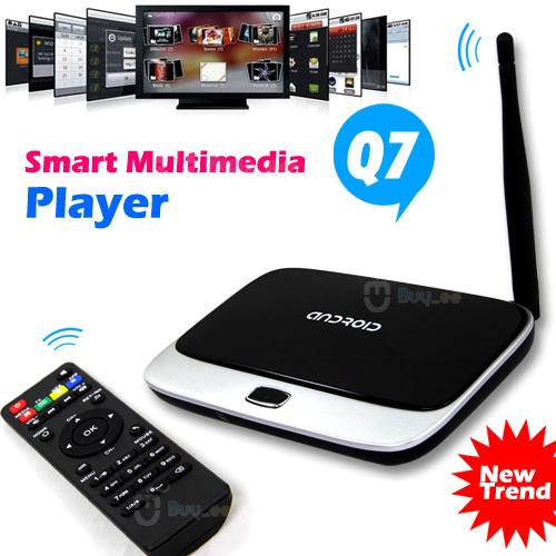 2GB / 8GB Full HD 1080p Quad Core Android 4.2 rockchip mídia RK31883T Bluetooth Wi-Fi HDMI mini- PC Smart TV BOX Multimedia Player(China (Mainland))